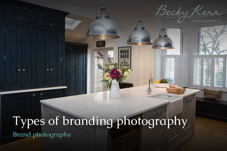 >Examples of branding photography