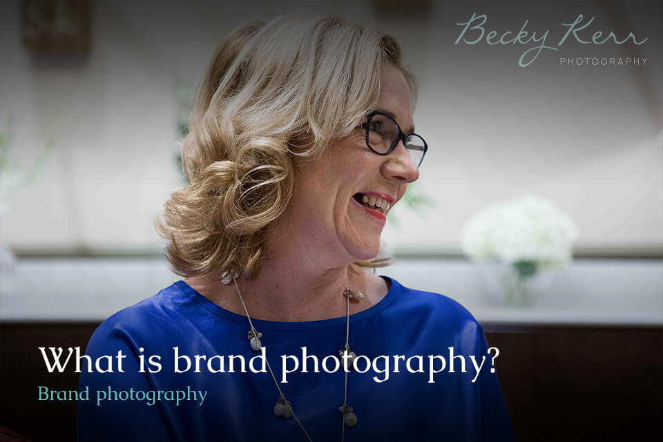 What is brand photography?