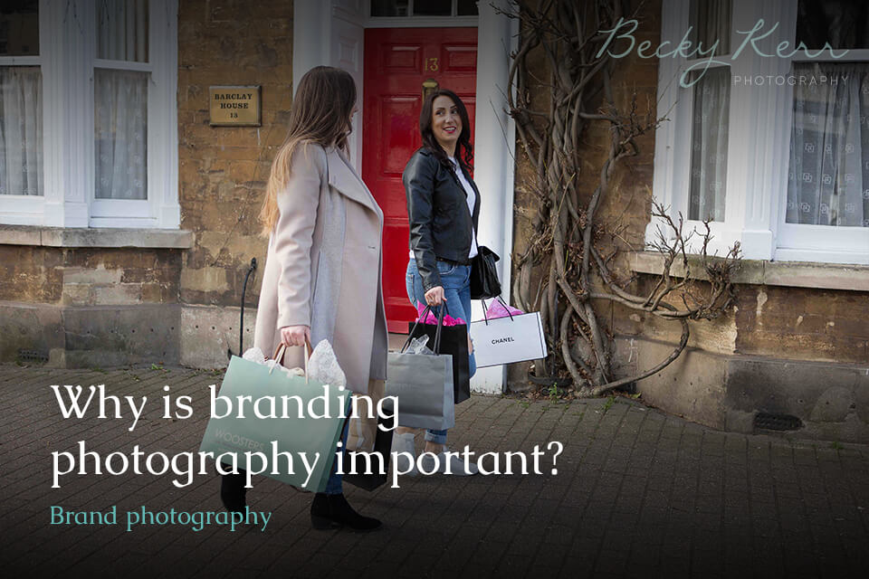 Why is branding photography important?