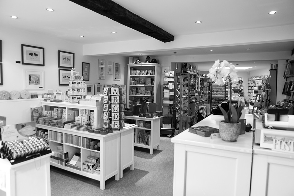The Stationery Boutique in Ampthill