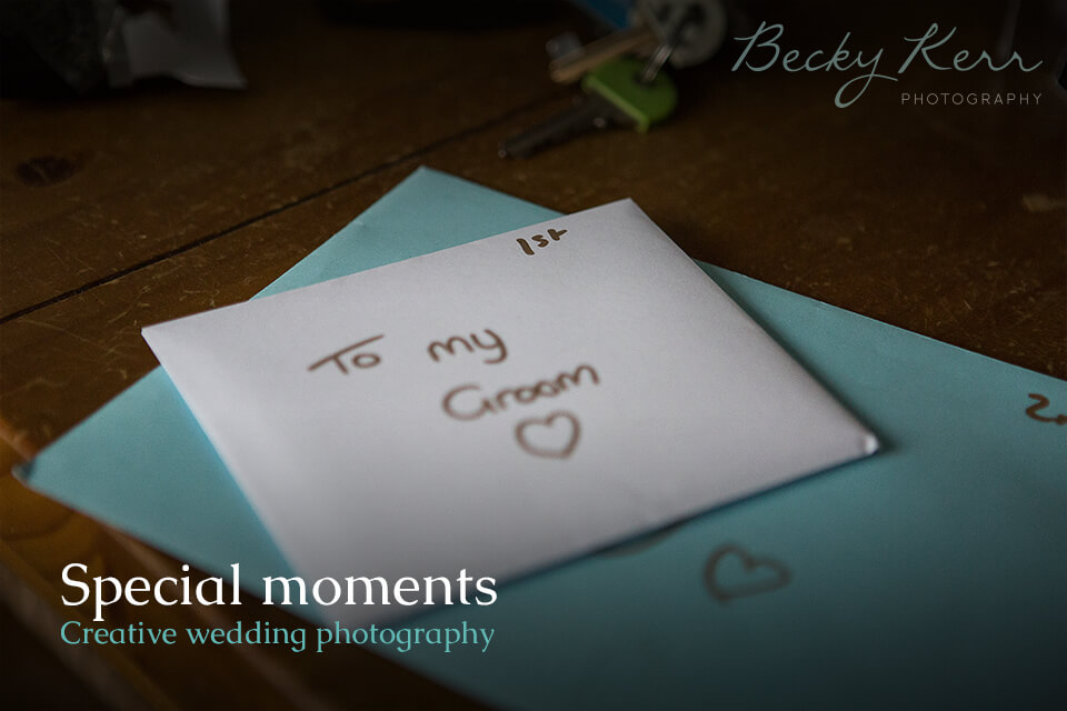 Capturing special moments in creative wedding photography
