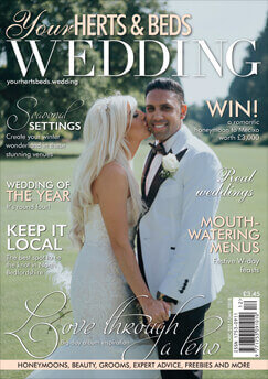 Herts & Beds Wedding Magazine