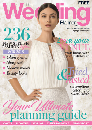 The Wedding Planner magazine