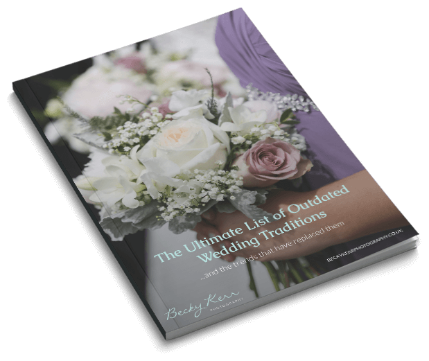 The Ultimate List of Outdated Wedding Traditions and the trends that have replaced them Ebook